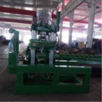 Vertical hydraulic cutter