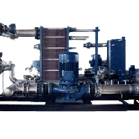 Heat exchanger unit