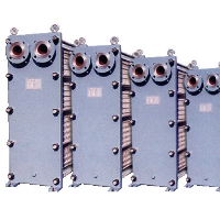 BR plate heat exchanger