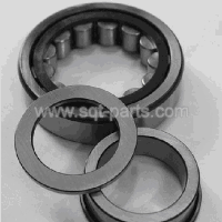copper retainer cylinder roller bearing for excavator