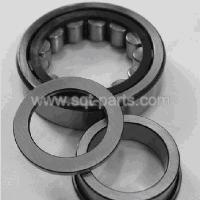 copper retainer cylinder roller bearing for excavator