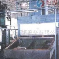 Car carpet high frequency thermal bonding machine