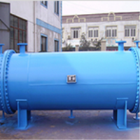 Shell and tube type heat exchanger