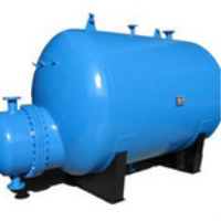 Volume type heat exchanger