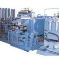 he blast furnace top hydraulic station