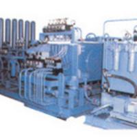 he blast furnace top hydraulic station