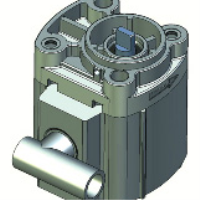 CBFc-E*** Series Gear Oil Pump