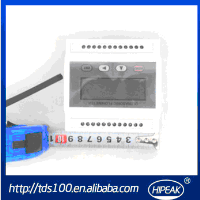 TDS-100M Module ultrasonic flowmeter,calorimeter, water flow meter/clamp flow meter