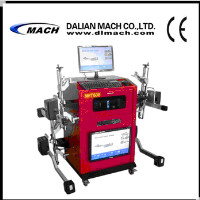 NHT608 Bluetooth Truck Wheel Alignment Machine