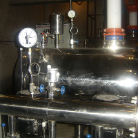 Non negative pressure water supply equipment