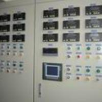 Change control cabinet heat unit