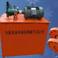Special hydraulic press hydraulic system