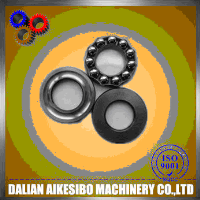High speed low noise ball bearings