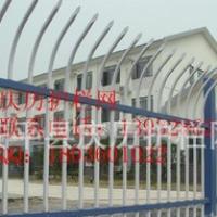 Two beams of zinc steel guardrail