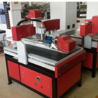 Small crafts engraving machine