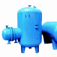 Volume type heat exchanger