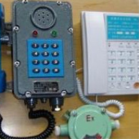 Explosion-proof this telephone