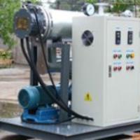 Fuel oil heater