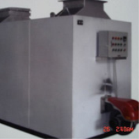 Hot blast stove