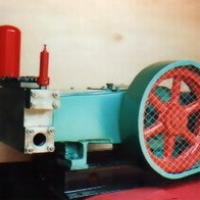 Benxi property of 3DS type high pressure pump