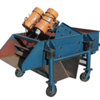 The sieving machine for edible fungi