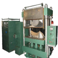25KW high frequency  drying and moulding machine