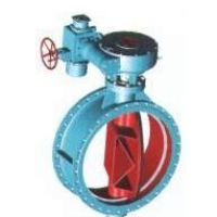 Triple Offset Butterfly Valve metal seated