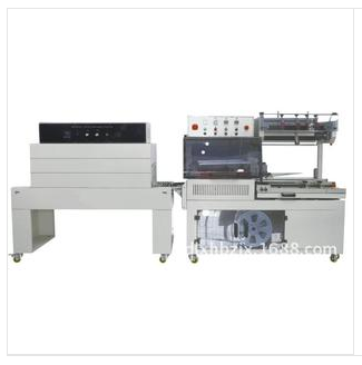 Automatic L sealing and cutting machine