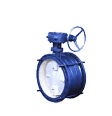 BUTTERFLY VALVES FOR INDUSTRY