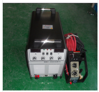 Full bridge gas protection welding machine