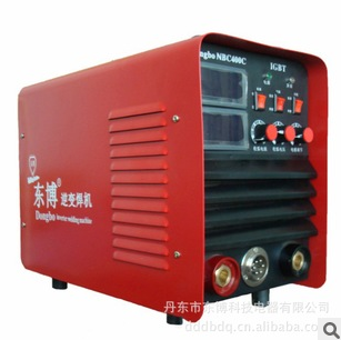Gas protection welding machine