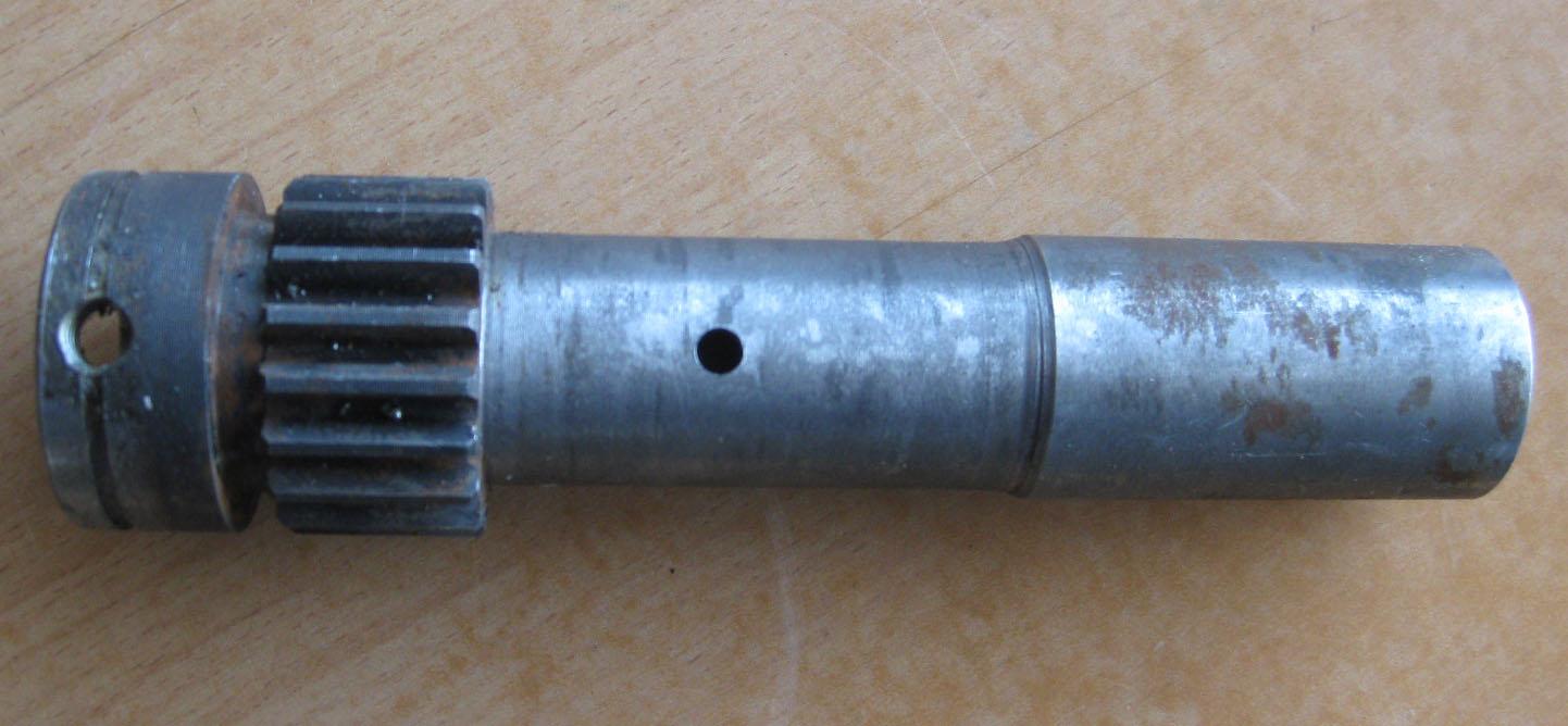 Longem lathe parts