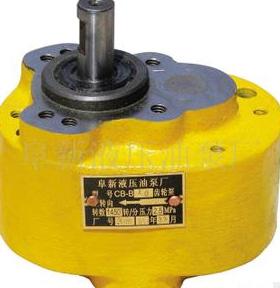 Supply CB - B125 gear pump