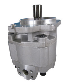 Production and sales of komatsu gear pump 705-52-30080 / double pump