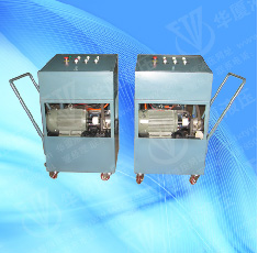 Cart type hydraulic station