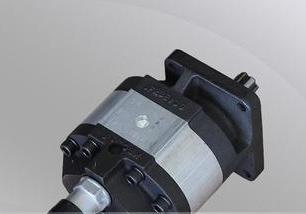 Hydraulic lifting system with high pressure pump LPH CBF - 3040 gear pump