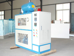 YGW - 24 d (electric heating organic heat carrier furnace)