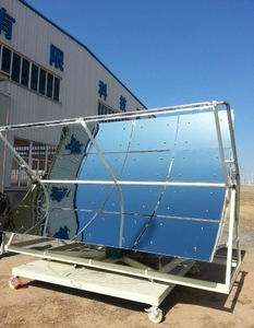 Heating equipment of solar energy