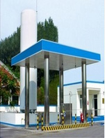 Natural gas sub-station