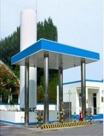 Natural gas sub-station