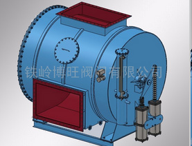 Supply of shenyang water seal check valve