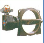 Motor Actuated Butterfly Valve