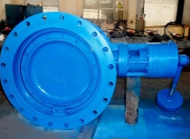 H47 butterfly check valve