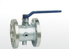 Heat Insulation Ball Valve