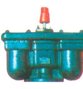 Double exhaust valve