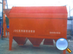 JDQ Cylinder Cleaning Sieve
