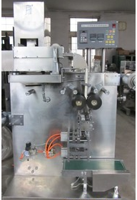 Automatic tablet double aluminium packaging machine