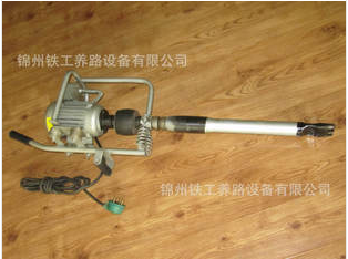 DG4.1 type electric flexible shaft of the tamping pick