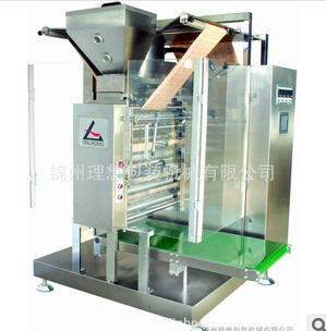 Multi powder quadrilateral sealing packaging machine