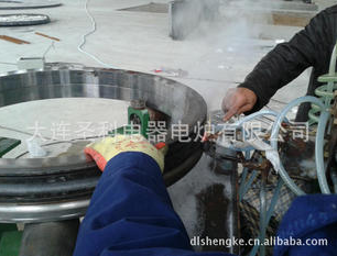 Intermediate frequency heat treatment equipment